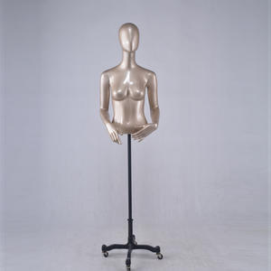 half body sex female mannequin torso,half mannequins for sale