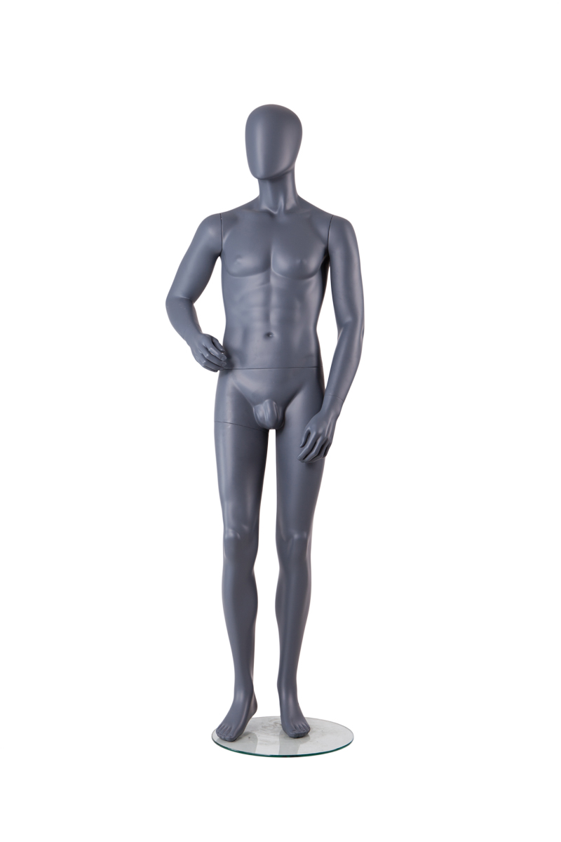 Wholesale cheap sitting muscle male mannequin with penis men for sale(TMA-4,wholesale mannequins suppliers)