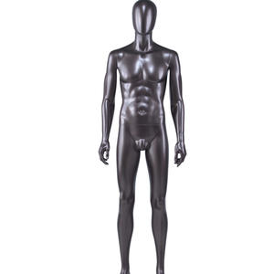 high end muscle mannequins man,black male mannequin