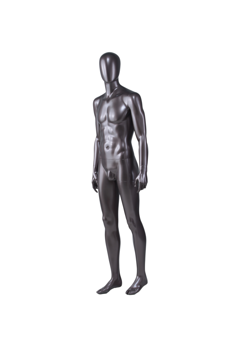 High end sexy lifelike full body muscle black male mannequin plus size man body(AEM-4,full body muscular mannequin)