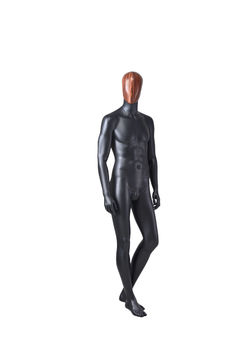 Shop man business suit black cool male underwear cheap mannequin(EDG-2,store manikin)