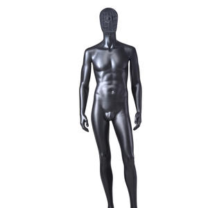 business suit black male mannequin,mannequin in store