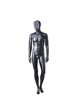 Shop man business suit black cool male underwear cheap mannequin(EDG-5,store display mannequins)