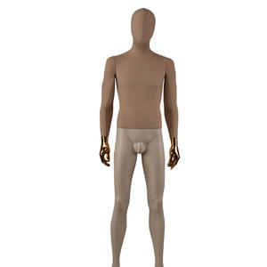 full body fabric mannequin men dummy,designer mannequins for sale