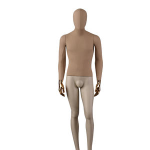 full body fabric mannequin men dummy,designer manikin
