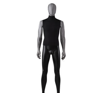 full body fabric mannequin men dummy,male mannequin for sale cheap