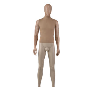 full body fabric mannequin men dummy,male torso mannequin