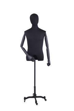 Wholesale half scale sewing adjustable dressmaker dress form mannequin(SKT-3,adjustable dress form for sale)