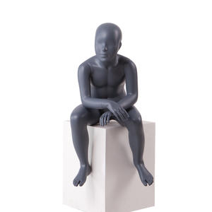 teenage child mannequin for sale,sitting kid mannequin