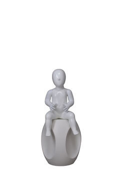 Kids abstract baby dummy manikin model boy mannequin crawling(IG-3,seated boy mannequin)