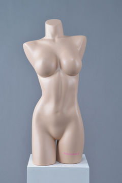 Fashion big breast bra mannequin bust form display stand(XM-6,mannequin bust display)