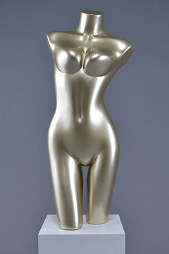 Fashion big breast bra mannequin bust form display stand(XM-9,half body mannequin for sale)