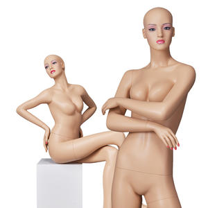 Window life size full body mannequin life size female mannequin