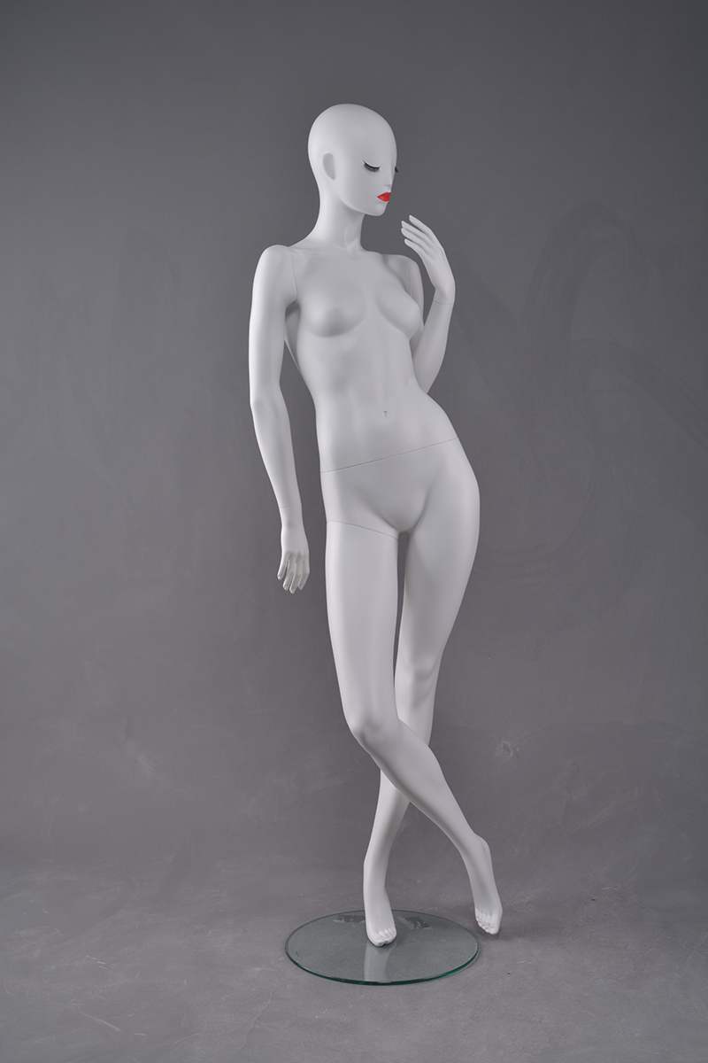 German manikin woman walking female body suit mannequin display cheap in boutique stores( boutique mannequins for sale)