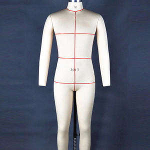 Adjustable sewing male tailor mannequin adjustable dressmaker mannequin garment dummy