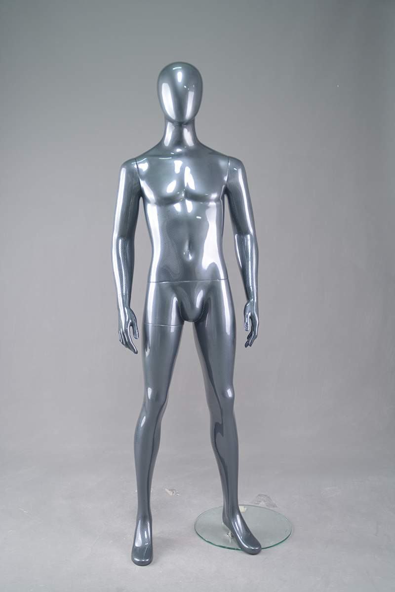 Fashion Window Male Display Mannequin Fiberglass Cheap Male Mannequin For Sale
