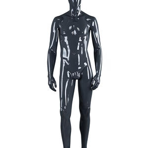 Fashion design vintage black male mannequin display mannequins sale