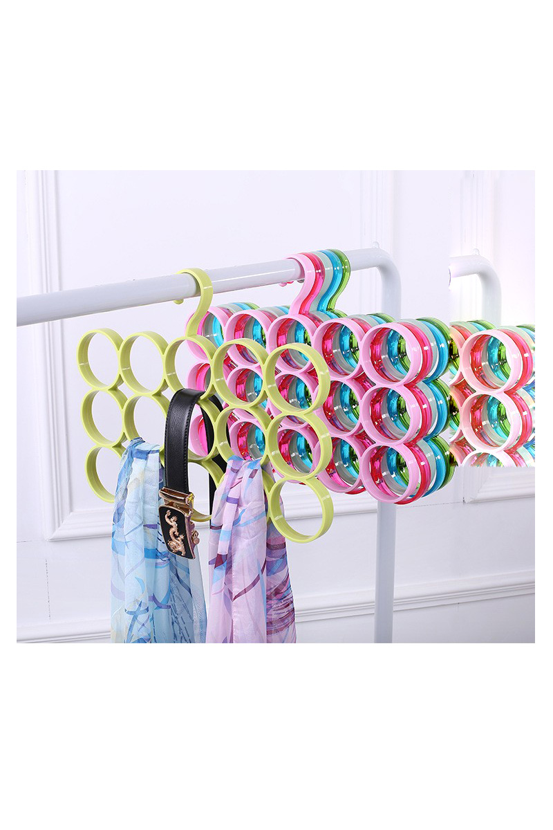 Cheap Acrylic hangers plastic  hangers for scarf  wholesale(YJK)