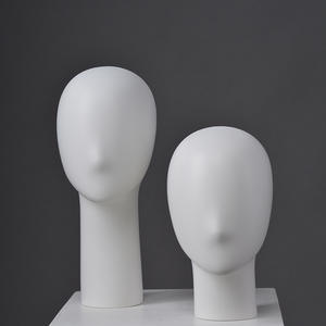 Cheap mannequin head abstract male and female mannequin for sale