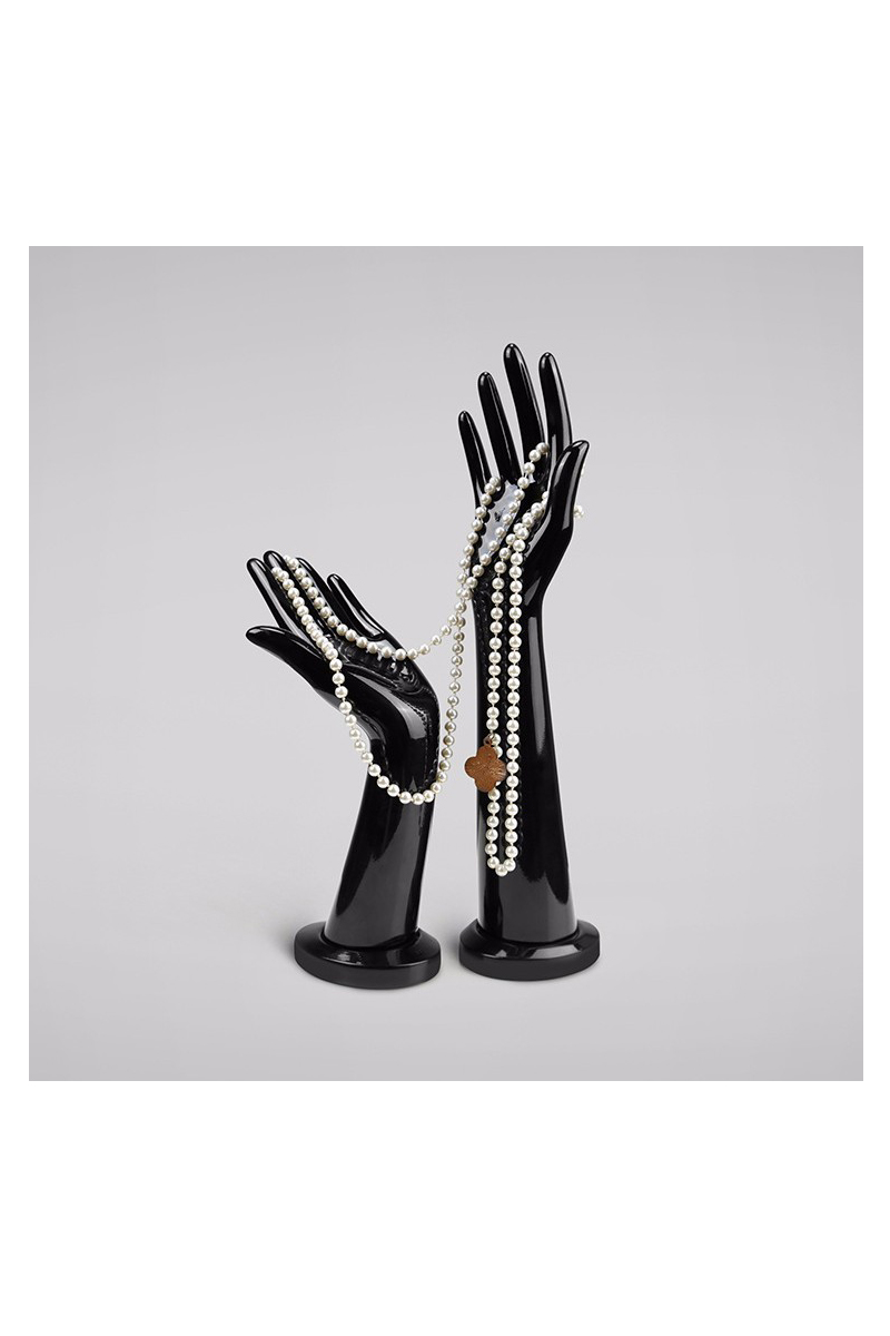 Customized vintage polystyrene hands mannequin for accessories display(MH)