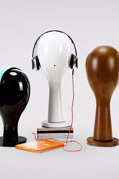 Customized abstract mannequin head display mannequin head for window display(TMH)