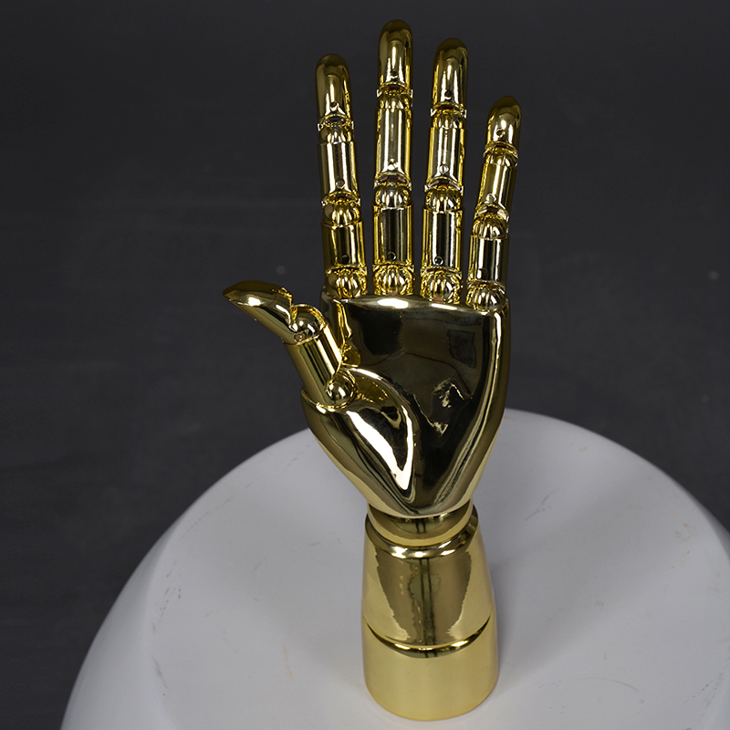 High quality mannequin hand display for gloves (OH)