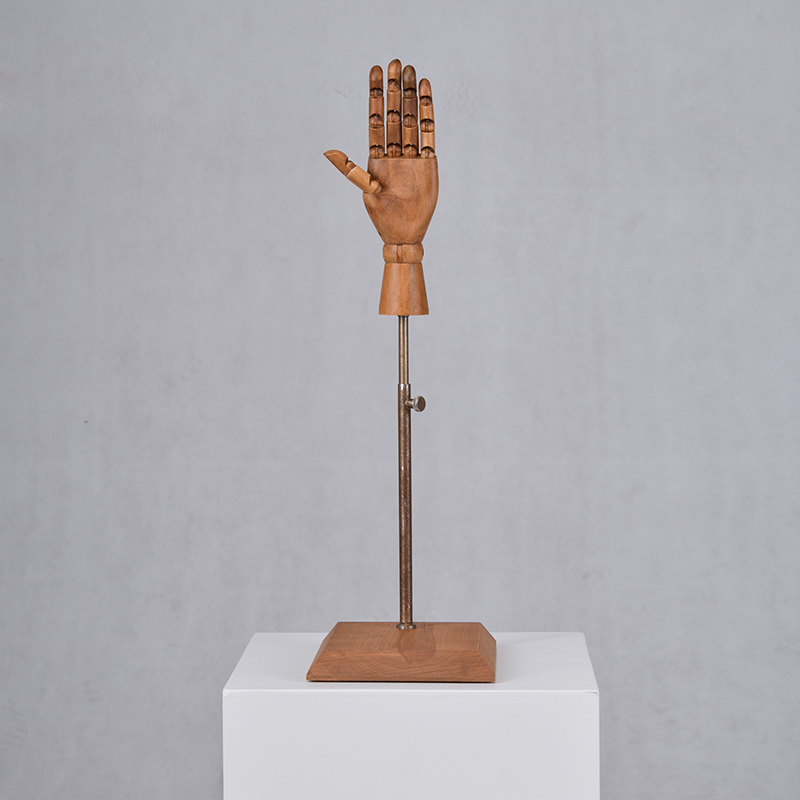 Customized mannequin hand display for gloves (PH)