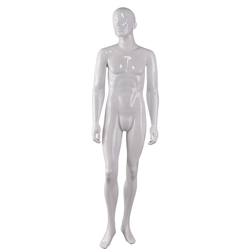 Fashion musclevintage male mannequin display water transfer printing mannequin for clothing display in store(VM)