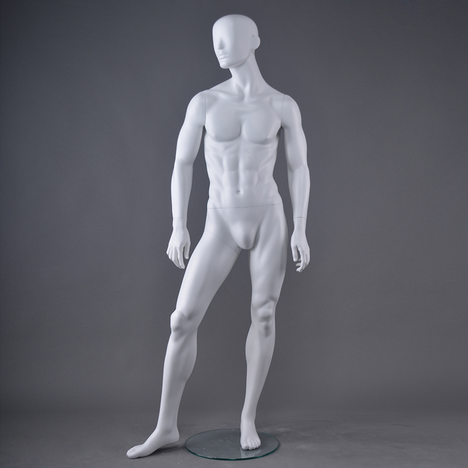 Factory direct price fashion design male mannequin display mannequins sale(JM)