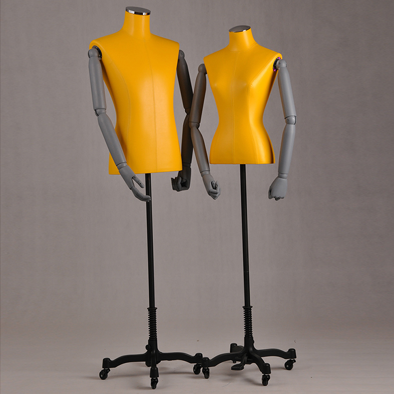 Dress Form Male Mannequin for Business Suit(YM)