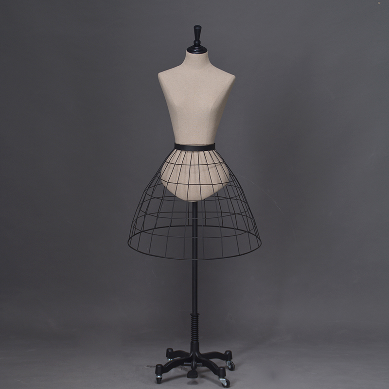 Customized fabric finished dress mannequins for sale cheap female mannequin for dress (GDM)