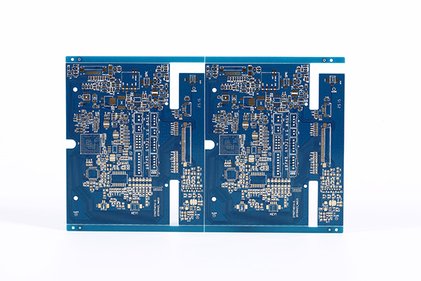 8Layers BGA Immersion Gold pcb