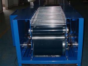 Stainless Steel Automatic Sorting Transfer Conveyor