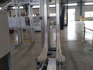 best seller of Can packaging line clip bottle conveyor manufacture