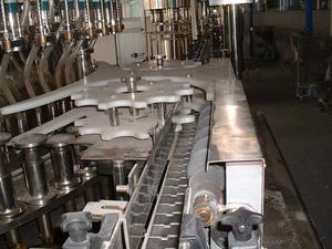 Packaging Production Line Clip Bottle Conveyor