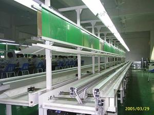 Stable Operation Chain Belt Conveyor