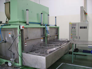 Automatic Powder Coating Spray Machine