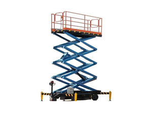 Scissor Folding Hydraulic Lifting Platform