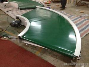 Circulation conveyor for industrial production factory