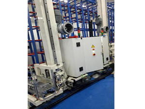 Smart Unmanned Racking Systems Factory Intelligent Warehouse