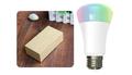 RGBW wifi LED bulb,smartphone control wifi LED colorful lamp