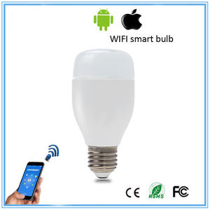 wifi controlled LED light,decorate your mood by changing colors and scenes.