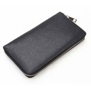 China customized leather wallets manufacturer