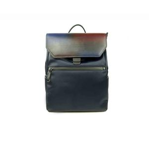 Customized professional backpacks leather factory for sale