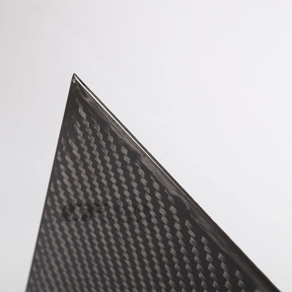 Rectangle Carbon Fiber Plate