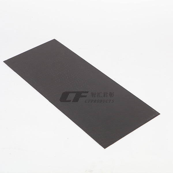 Rectangle Carbon Fiber Plate