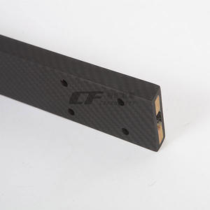China carbon fiber plate with sandwiching factory
