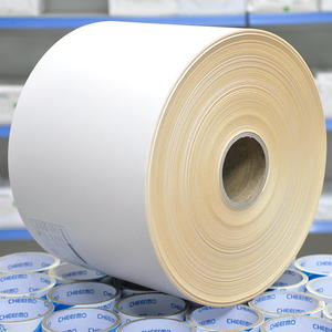 Art paper printing garment label
