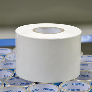 Transparent Polyethylene film Cosmetic label