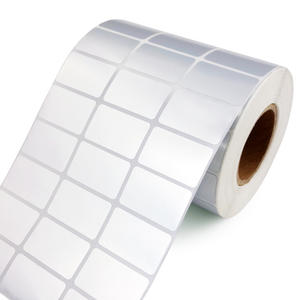 Matte PET adhesive label paper